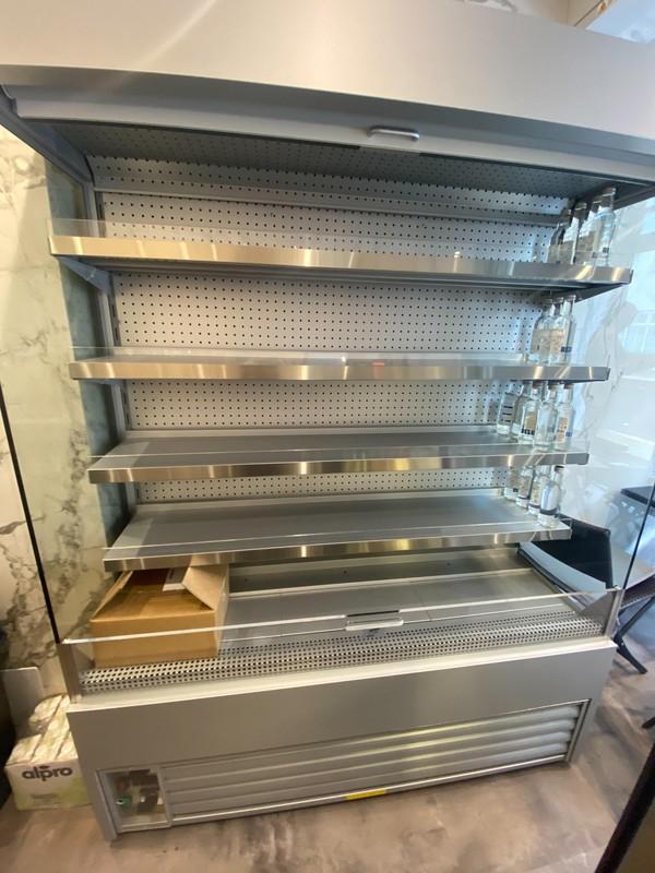Multi deck 1.5m fridge for sale london