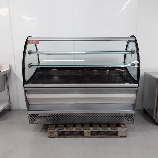 Used ISA Millennium Pas Chilled Serve Over (14341) - Bridgwater, Somerset 1