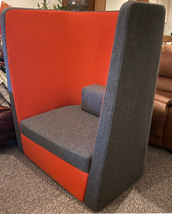 Acoustic Naughton Busby Chair