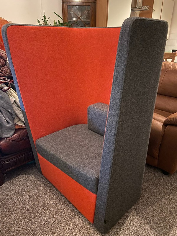 Acoustic Chair Naughton Busby