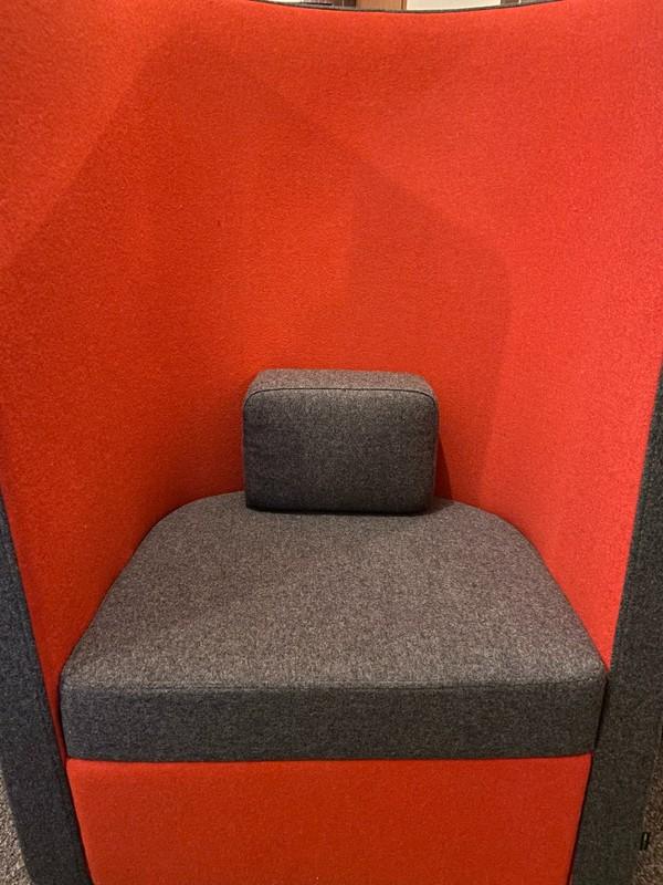 Busby chair by Samir Skalli