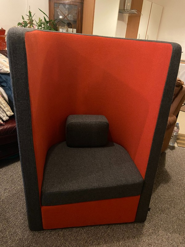 Samir Skalli designed chair