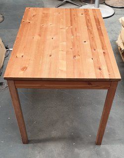 Wooden restaurant table for sale
