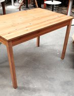 Wooden cafe tables for sale