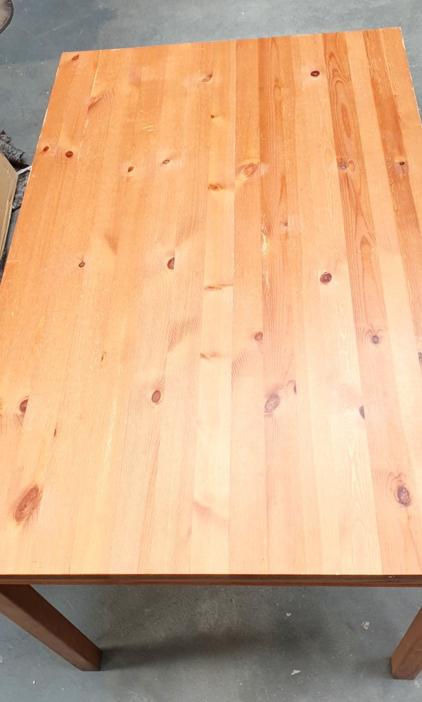 Pine restaurant table for sale