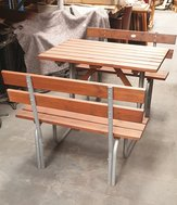 4 Seat Outdoor Table