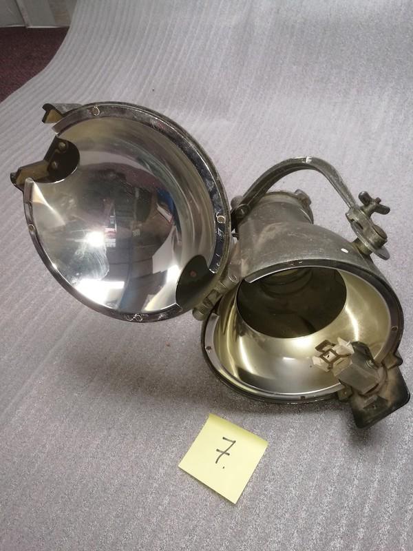 Twenties Style Projector Lamp