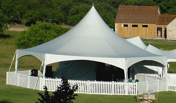 12m Hex Marquee for sale