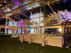 Marquee hire and events company for sale in Cheshire