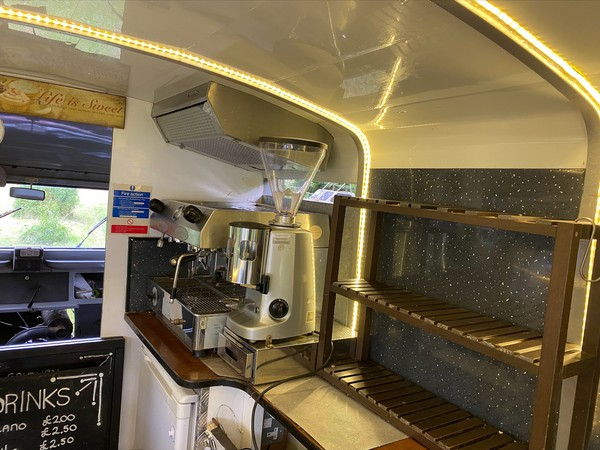 HY Street Food Truck Fully Equipped And Ready To Go - Southampton , Hampshire 12
