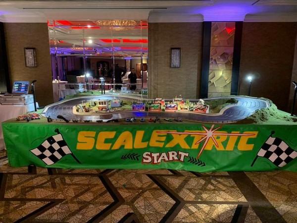 6 Lane Scalextrics