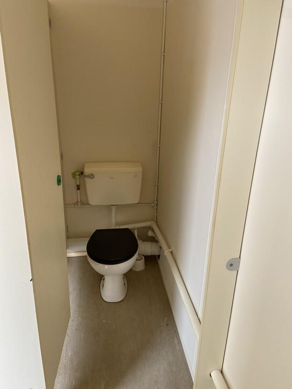 2 + 1 Toilet Block For Sale