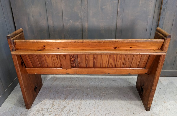 Solid church pews for sale