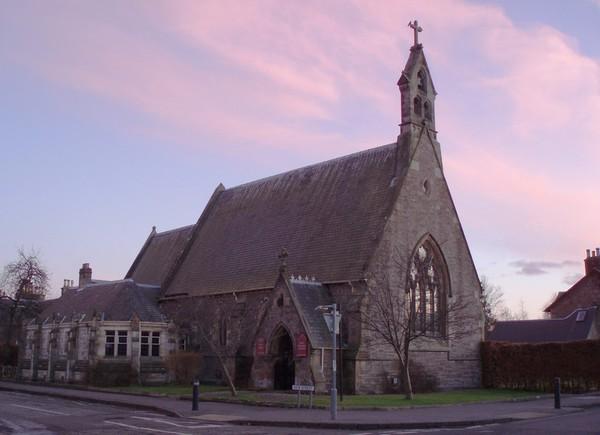 St Saviour's Episcopal Church, Bridge of Allan in Scotland