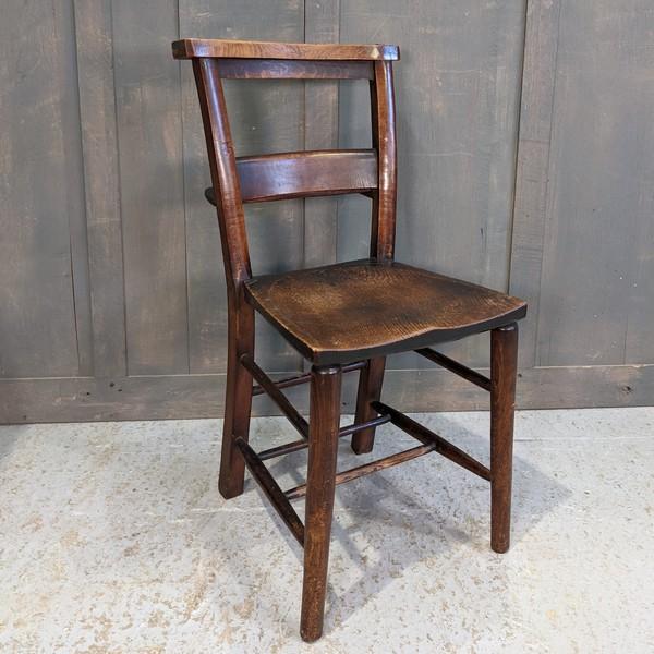 Classic Church chairs