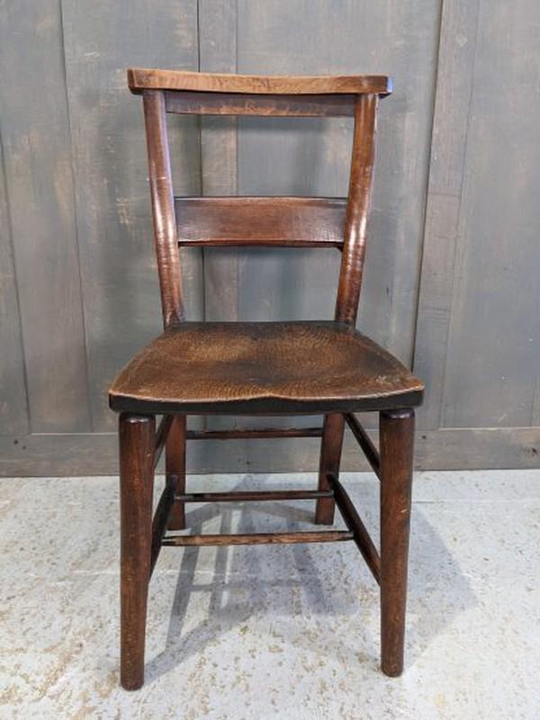 Mellow Dark Classic Church Chapel Chairs
