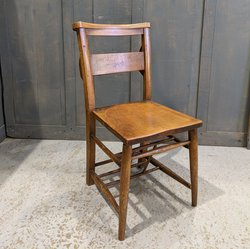 Victorian Church chairs for sale