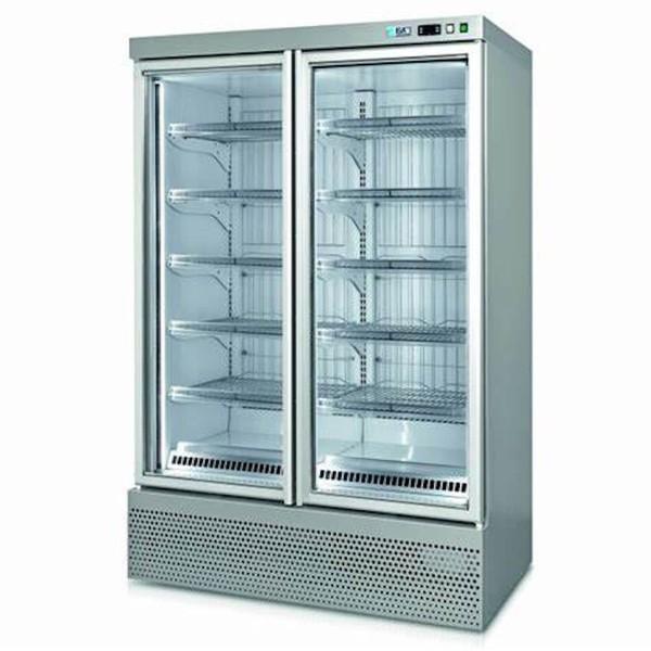 Buy Isa Blizzard Double Door Display Freezer