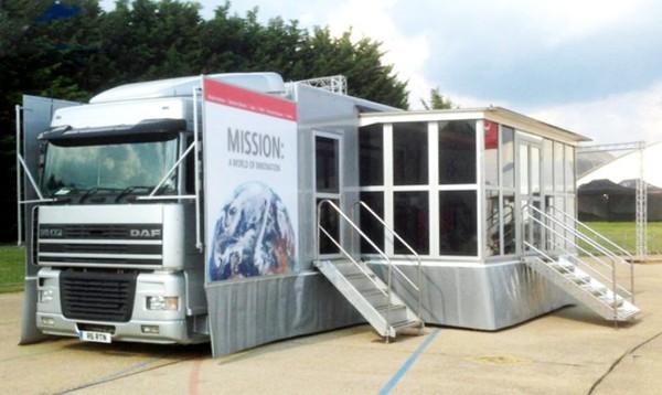 DAF 95 XF Exhibition / Marketing Vehicle