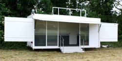 Exhibition trailer 20ft or 6m