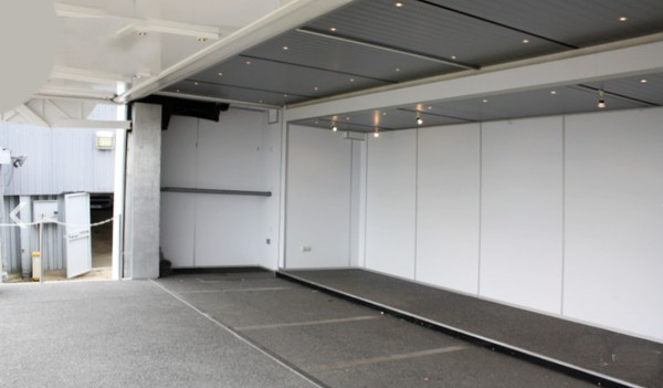 Large event stage for sale