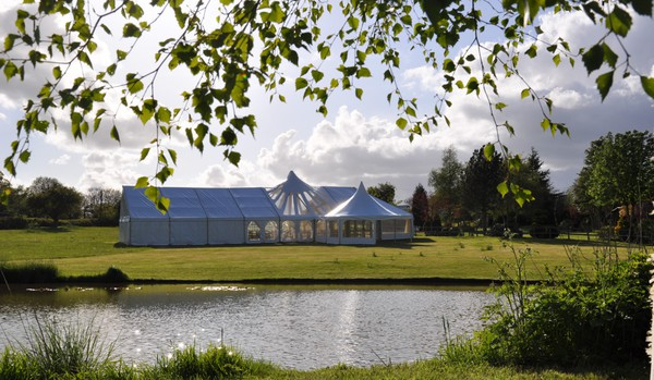 Marquee & Stretch Tent Hire Business