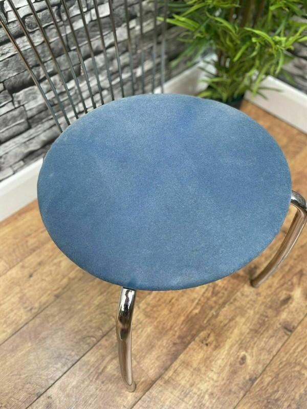 Used chrome chairs