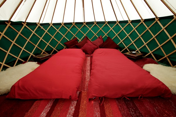 Secondhand yurt package for sale