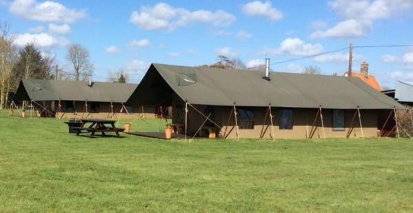 Two Safari lodges for sale