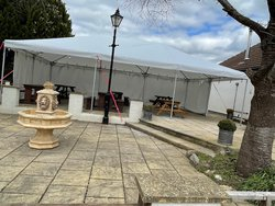 New 6m x 9m Marquee