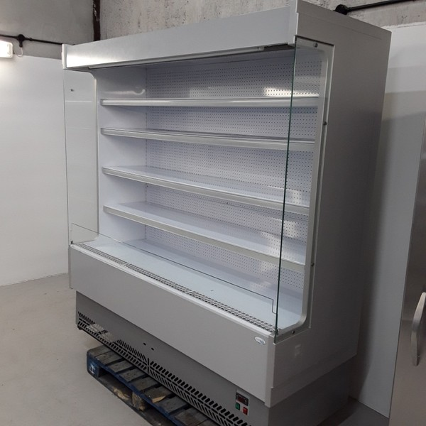 Canteen multi deck fridge