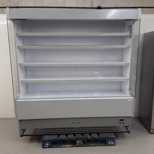 Multi deck chiller or fridge