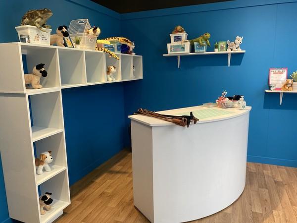 Littlest Pet Shop Reception