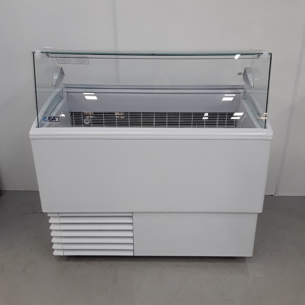 Ice cream freezer