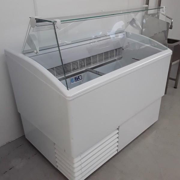 New ice cream freezer