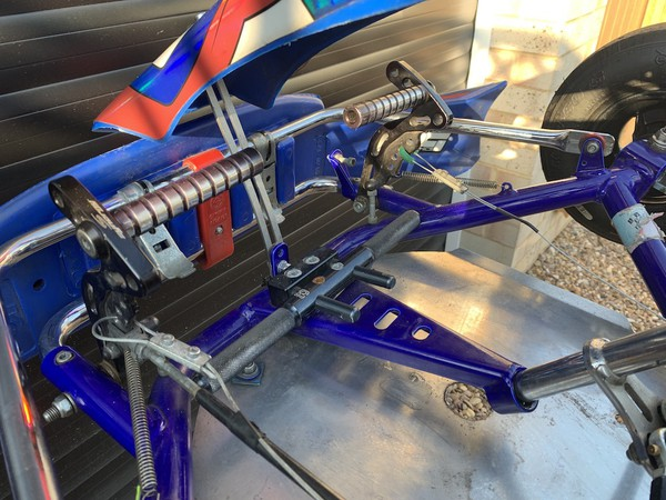Synergy Platinum Cadet Kart for sale