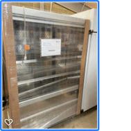 Williams R125-SCS Gem Stainless Steel Refrigerated Multideck
