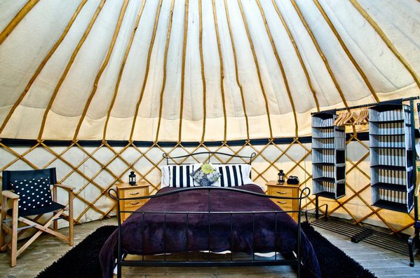 Glamping 18ft Yurt for sale
