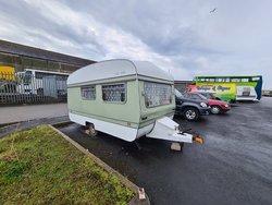 Retro caravan for sale