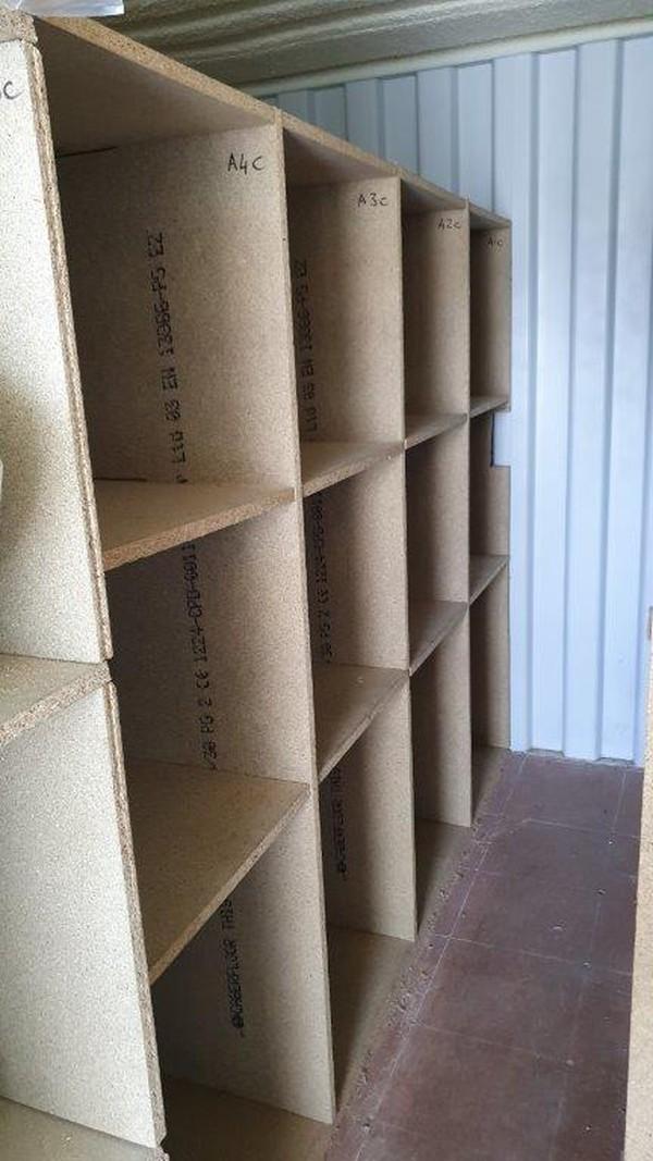 Pigeon holes shelves for sale