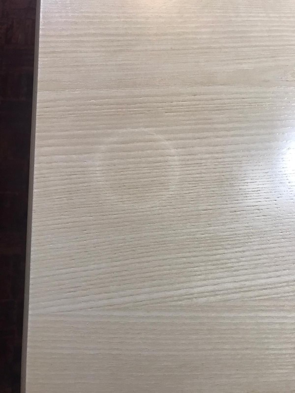 Used Square Ash Veneer Table Tops for sale