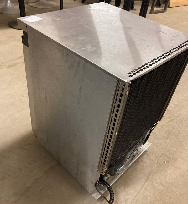 Secondhand freezer
