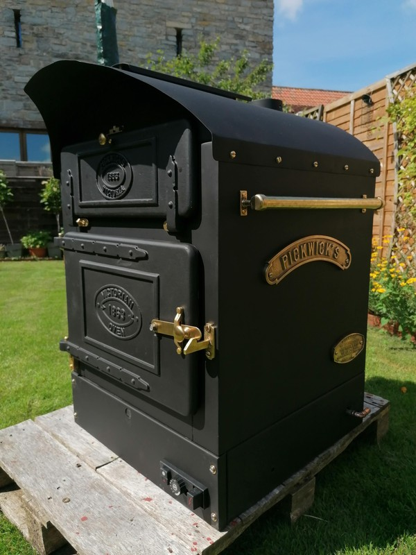 Pickwick's potato oven