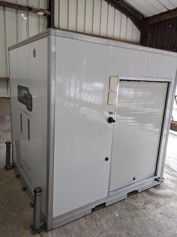 Accessible Toilet Pod