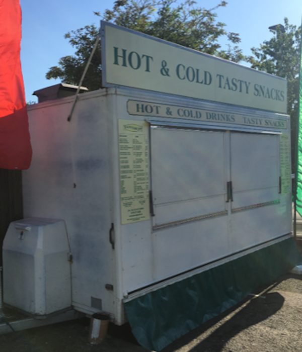 16ft Super Continental Catering Trailer