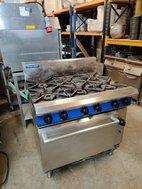 Blue Seal Natural Gas Oven Range G506D-NAT