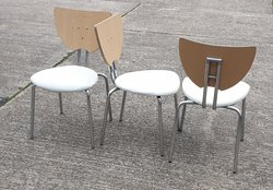 Secondhand Stackable Multi Use Chairs For Sale