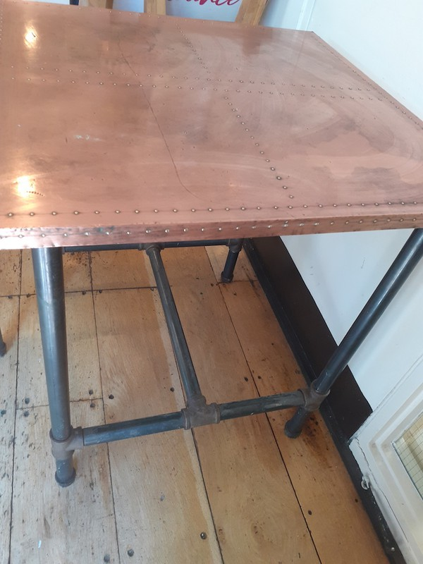 Buy Industrial Copper and Zinc Tables