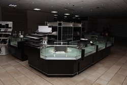 Cosmetics display counter for sale