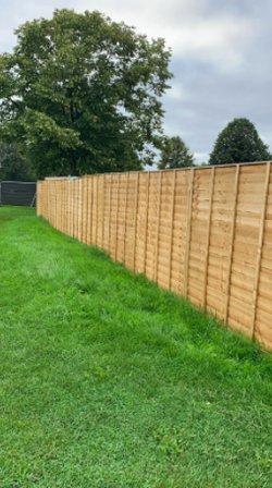 Fence panels for sale Bristol